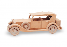 Woodworking Plans 1930 Packard | Bear Woods Supply