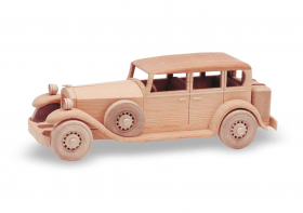 Woodworking Plans 1932 Lincoln KB | Bear Woods Supply