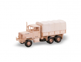 Woodworking Plans 2 1/2 Ton Military Truck | Bear Woods Supply
