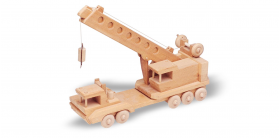 Woodworking Plans Heavy Duty Crane | Bear Woods Supply