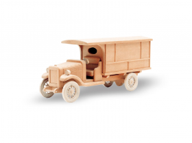 Woodworking Plans Acme Moving Van | Bear Woods Supply
