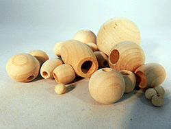 Wooden Beads Link Image | Bear Woods Supply