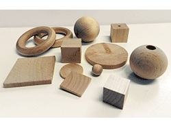 Buy wooden blocks, balls, rings and discs | Bear Woods Supply