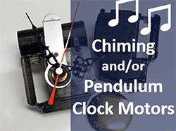 Pendulum Clock Movements - Shop for Westminster Chime Clock