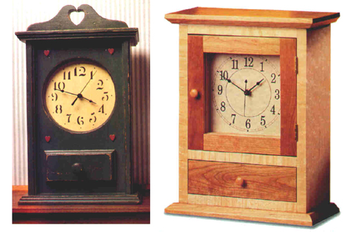 Wood Clock Making Plans Buy Woodworking Plans Bear Woods