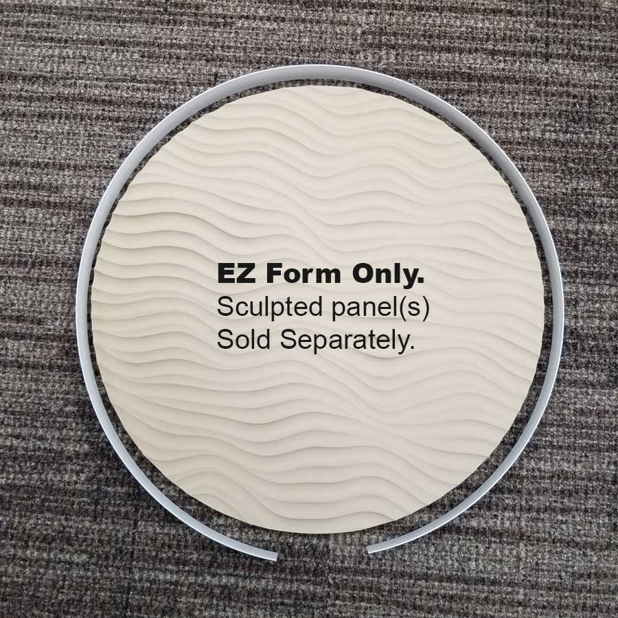 EZ Forms for Epoxy and Acrylic Art