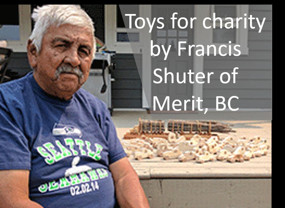 Toy Making Parts Francis Shuter