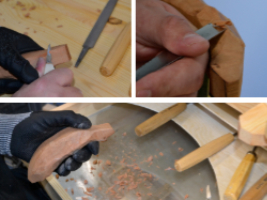 Hand Tools for Woodworking and Carving