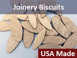 joinery biscuits usa made