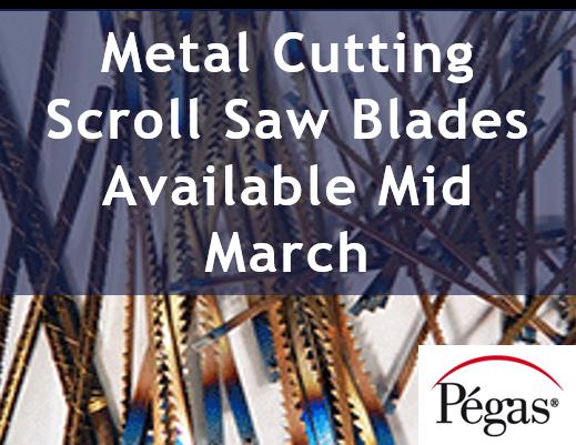 Metal Cutting Scroll Saw Blades