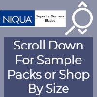 Scroll Saw Blades by Niqua