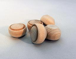 Wooden Toy Headlights   Bear Woods Supply