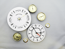 Shop for tide clock parts and weather instruments