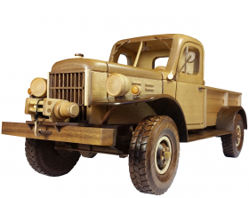 Buy a wood working truck pattern | Bear Woods Supply