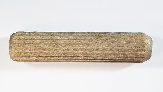 WOODEN DOWEL PIN-8MM-38MM-MG-0838