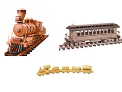 Woodworking patterns for trains | Bear Woods Supply