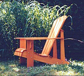 Downloadable adirondack chair plans standard sizes