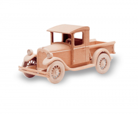 1928 Chevrolet Pickup Woodworking Plan | Bear Woods Supply
