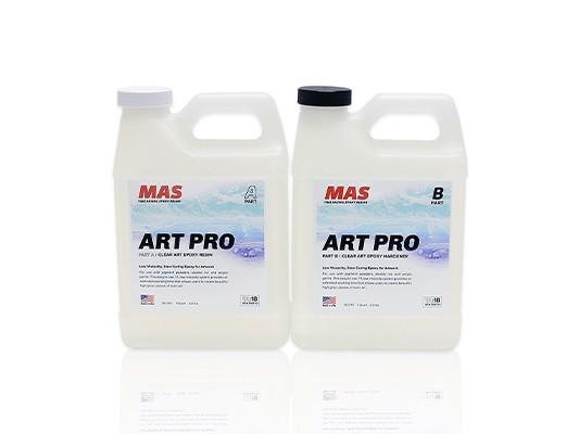 MAS Art Pro Epoxy 2 Quarts