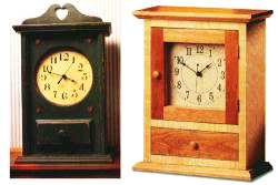 Barley Harvest Clock Building Plans | Bear Woods Supply