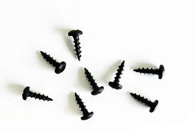 Buy black screws | Bear Woods Supply