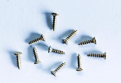 Buy Brass Plated Screws | Bear Woods Supply