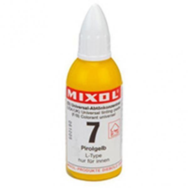 Canary Yellow Mixol Tint