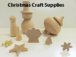 Christmas wood craft shapes | Bear Woods Supply
