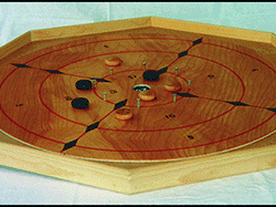 Buy crokinole game board plans | Bear Woods Supply