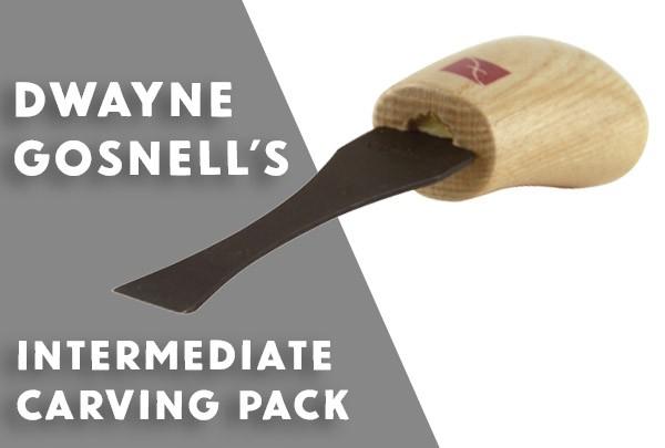 Dwayne Gossnell Intermediate starter pack