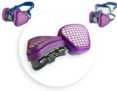 replacement filter GVS Masks