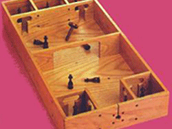 Buy wooden game board plans | Bear Woods Supply