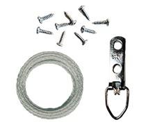 wire hanging hardware