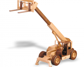 Woodworking Plans Hydraulic Fork Lift | Bear Woods Supply