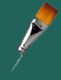 Craft Paint Brushes