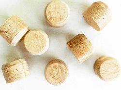 buy sidegrain wood floor plugs in oak and maple   Bear Woods Supply