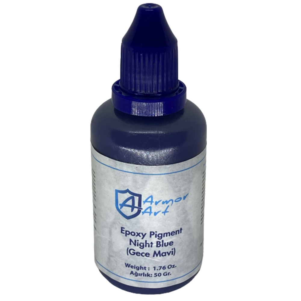 Night Blue Epoxy Pigment