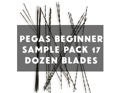 Pegas Beginner sample pack