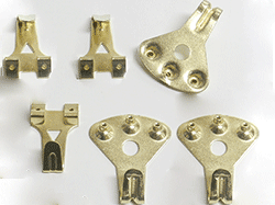 Buy angled wall picture hooks | Bear Woods Supply