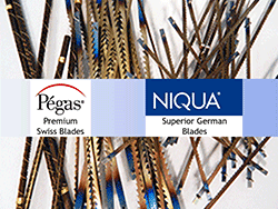 Scroll Saw Blades by Niqua and Pegas