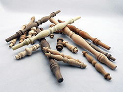 Gallery and Furniture Spindles All Sizes | Bear Woods Supply