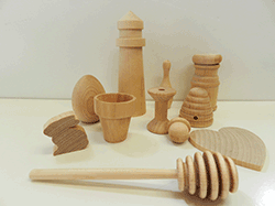 Wood crafts for spring. Wooden Eggs | Bear Woods Supply