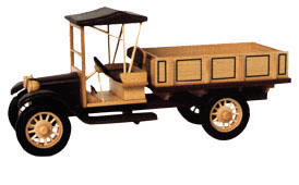 woodworking plans 1917 Ford Truck | Bear Woods Supply