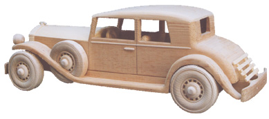 Woodworking Plans 1932 Buick | Bear Woods Supply