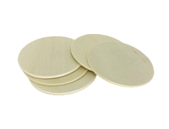 Wooden Discs For Crafts 3 inch | Bear Woods Supply