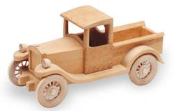 Woodworking Plans The Walton Pickup | Bear Woods Supply