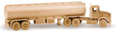 Woodworking Plans the KW Tanker | Bear Woods Supply
