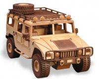 Woodworking Patterns The Hummer | Bear Woods Supply