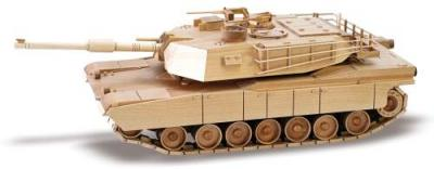 Abrams Tank Woodworking Plan | Bear Woods Supply