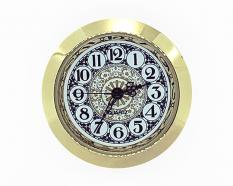 Fancy White Arabic Clock Inserts 1-7/16